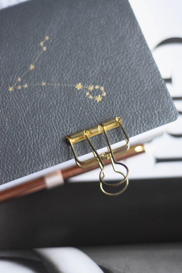 My Bullet Journal, a Q1 Flip-Through