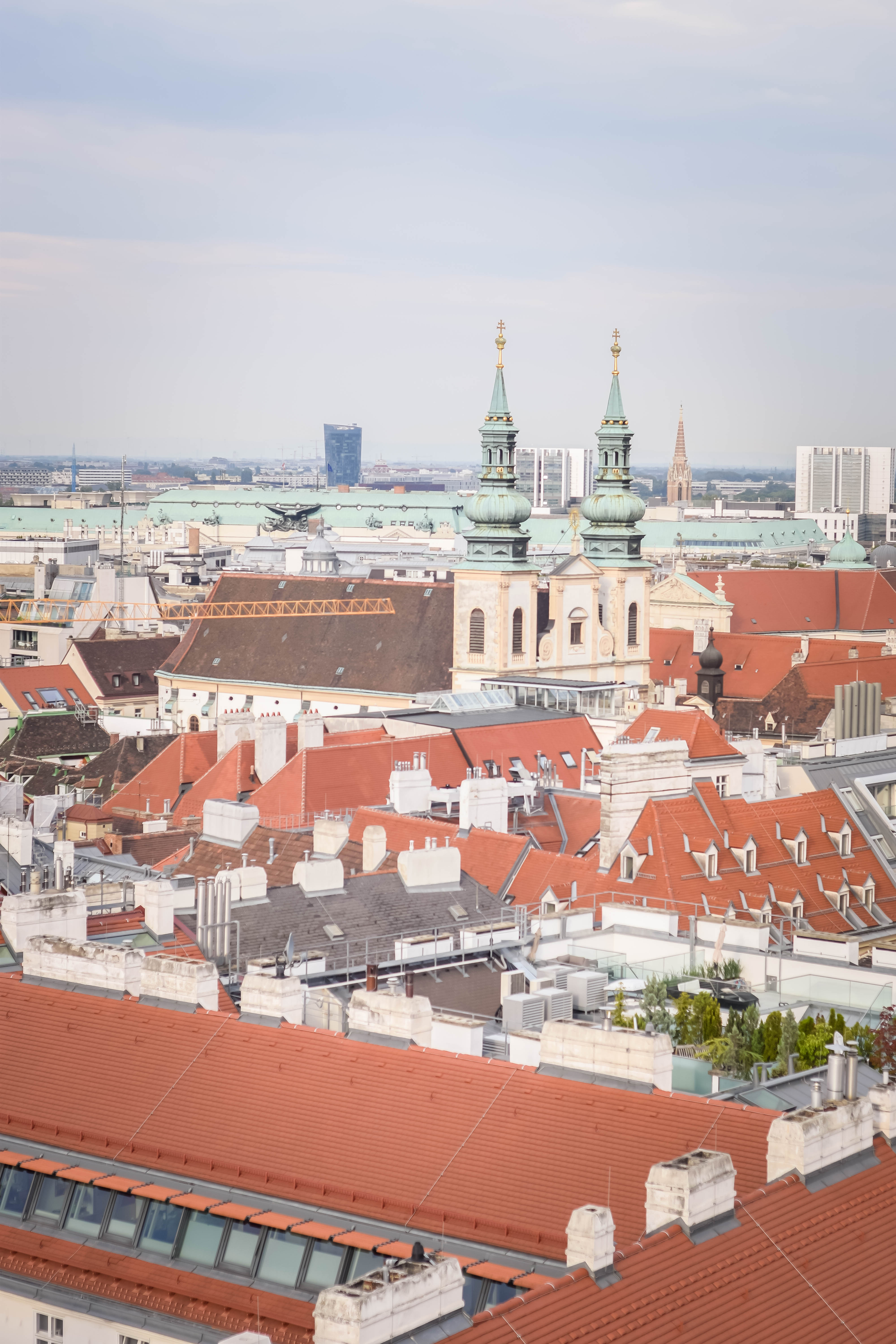 Vienna city guide blogger 2018