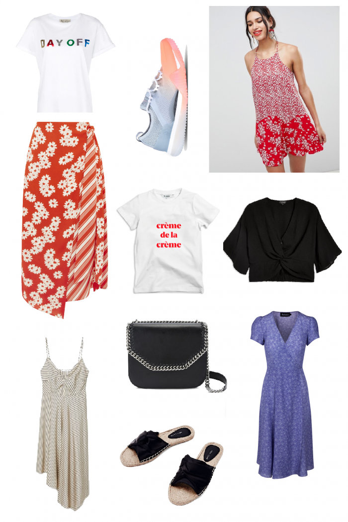 A Midsummer Style Wishlist