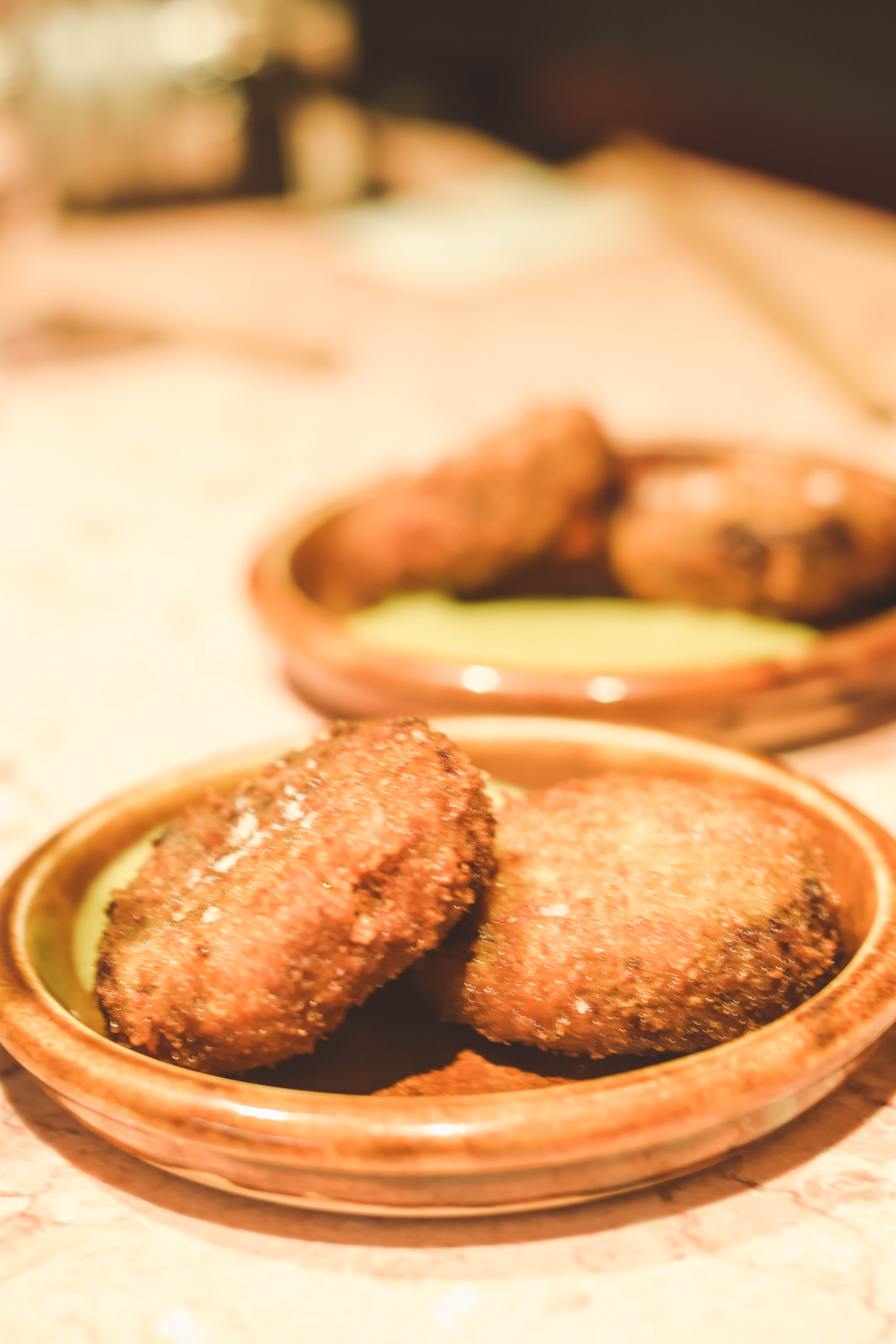 BAO Fitzrovia beef cheek nuggets
