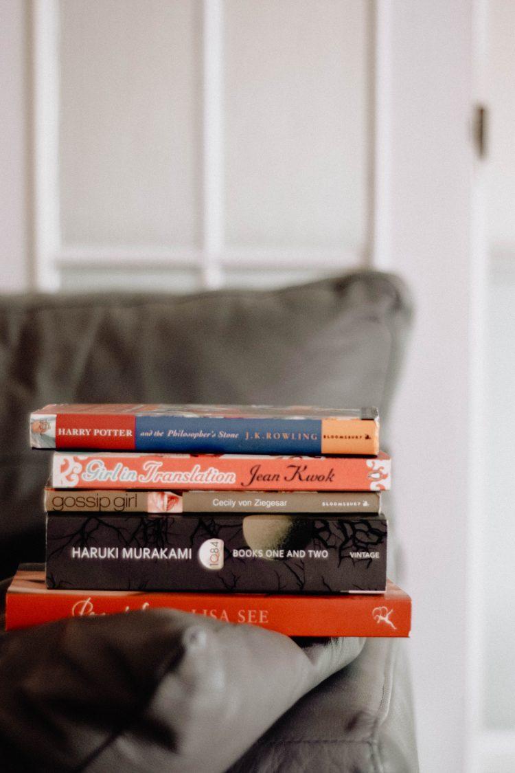 Books That Always Bring Me Autumn Joy