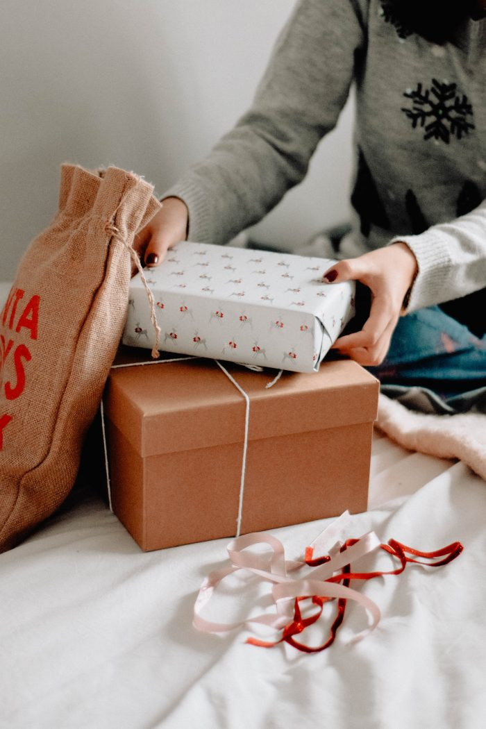 The Daisybutter Gift Guide 2018: Best Friend Hampers & Stocking Fillers