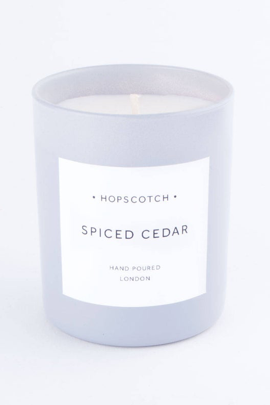 Hopscotch Spiced Cedar Scented Candle